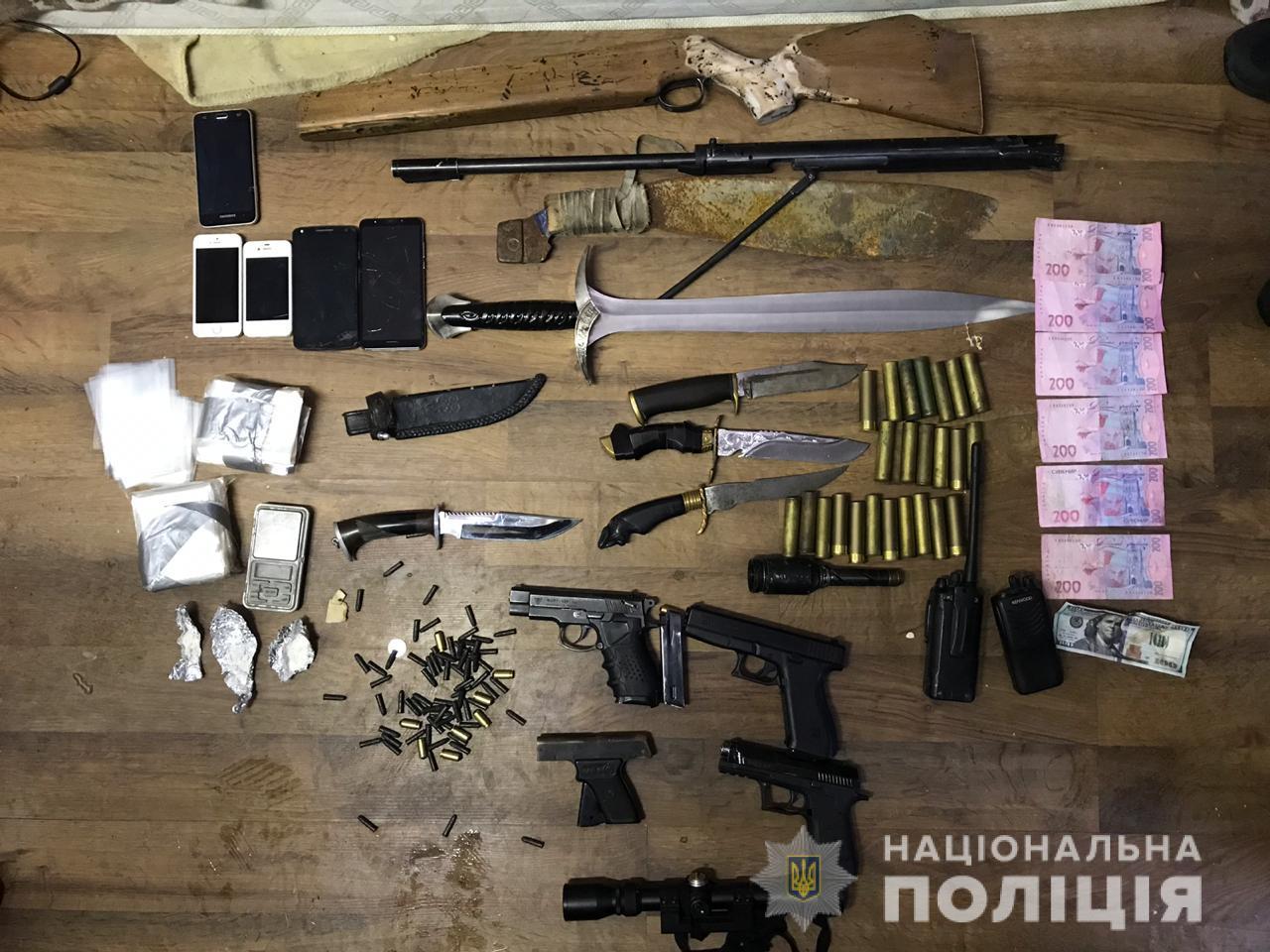 Крав та виготовляв наркотики: під Києвом затримали чоловіка причетного до низки злочинів - кримінал, крадіжка - 09 makariv3