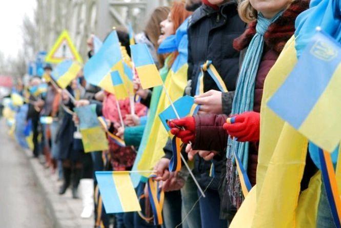 1089607-zhitomiryan-zaproshuyut-priednatis-do-rekordnogo-lantsyuga-ednosti-u-den-sobornosti-ukrayini Сьогодні в Україні відзначають День соборності