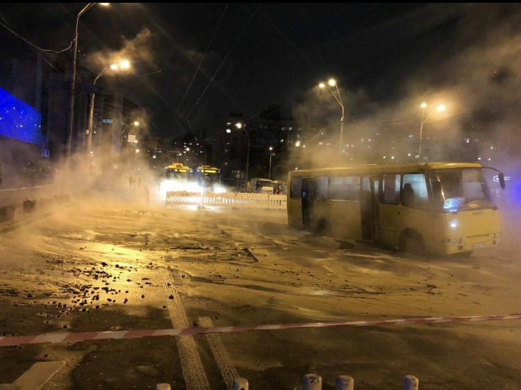 КП «Київтеплоенерго» створило комісію для звернень постраждалих унаслідок прориву труби біля Ocean Plaza -  - 10F22E2F A9D3 4070 B541 B021967B1F5D 1
