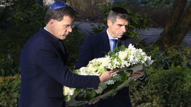 Нідерланди вперше вибачилися за роль країни в Голокості -  - 110655687 mediaitem110655686