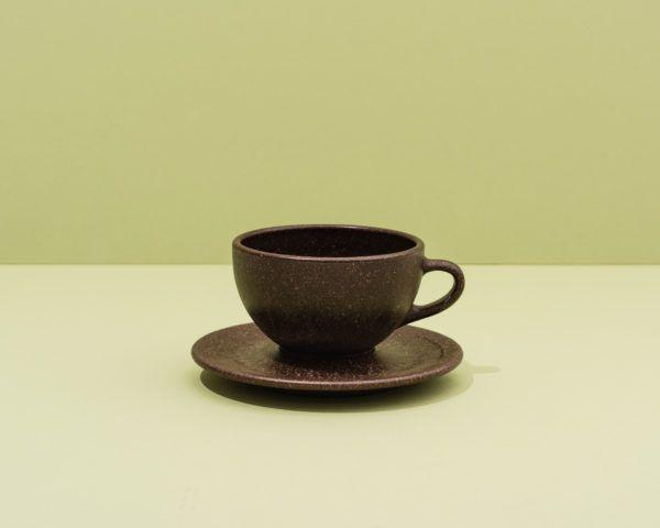 Без кофеїну: німецька компанія налагодила виробництво багаторазових феліжанок з кавової гущі -  - 11 kava1