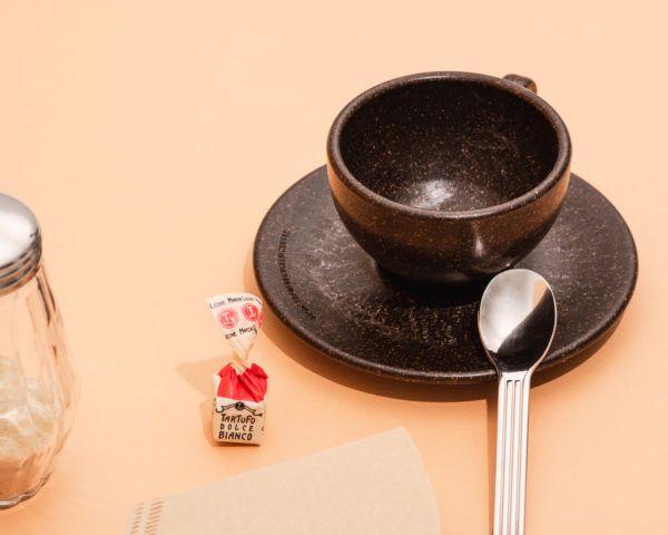 Без кофеїну: німецька компанія налагодила виробництво багаторазових феліжанок з кавової гущі -  - 11 kava2