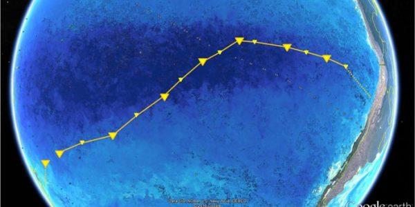 Посеред Тихого океану є «пустеля», і тепер ми знаємо, хто там живе - океан - 13 okean