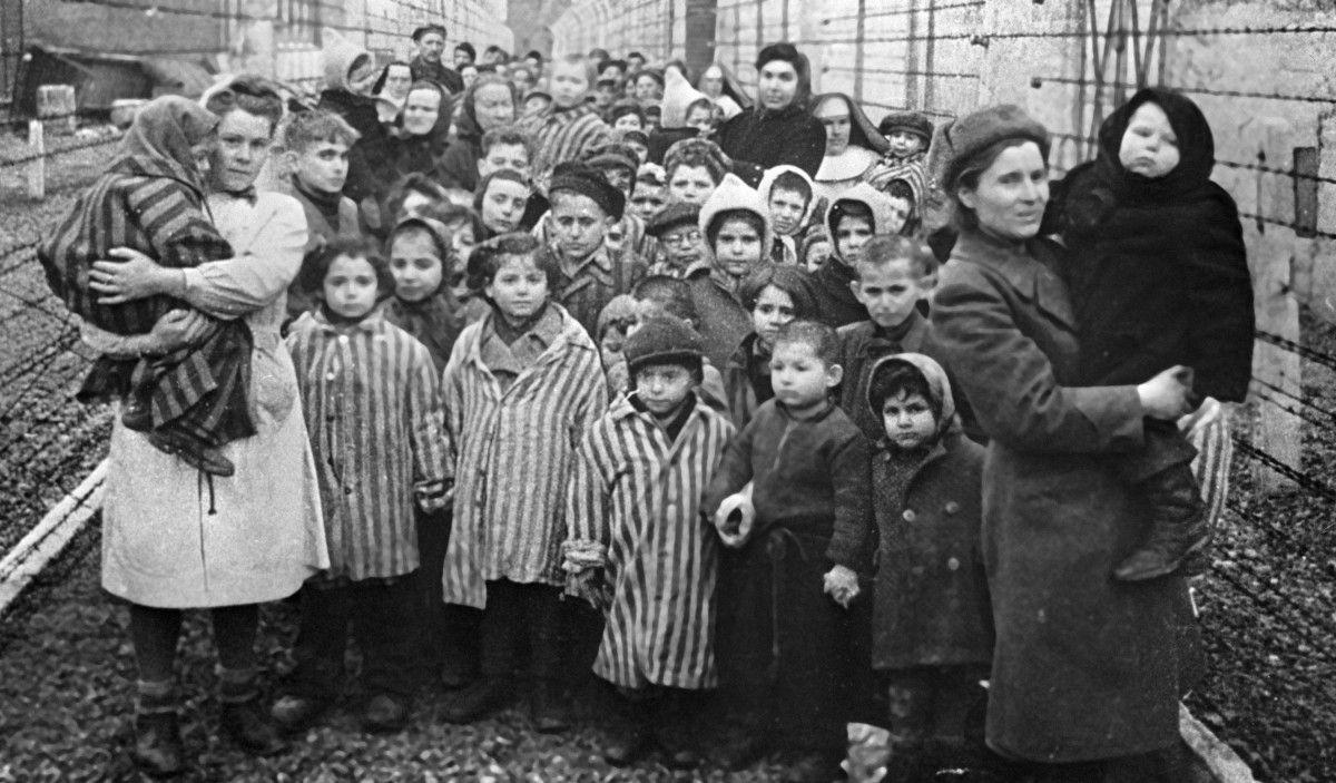 У світі пригадують жертв Голокосту -  - 1485509677 6597