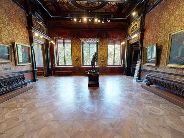 Музей Ханенків підбив підсумки роботи за минулий рік -  - 1551834