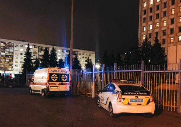 У столиці в держустанові застрелився чоловік -  - 1579543948 1293