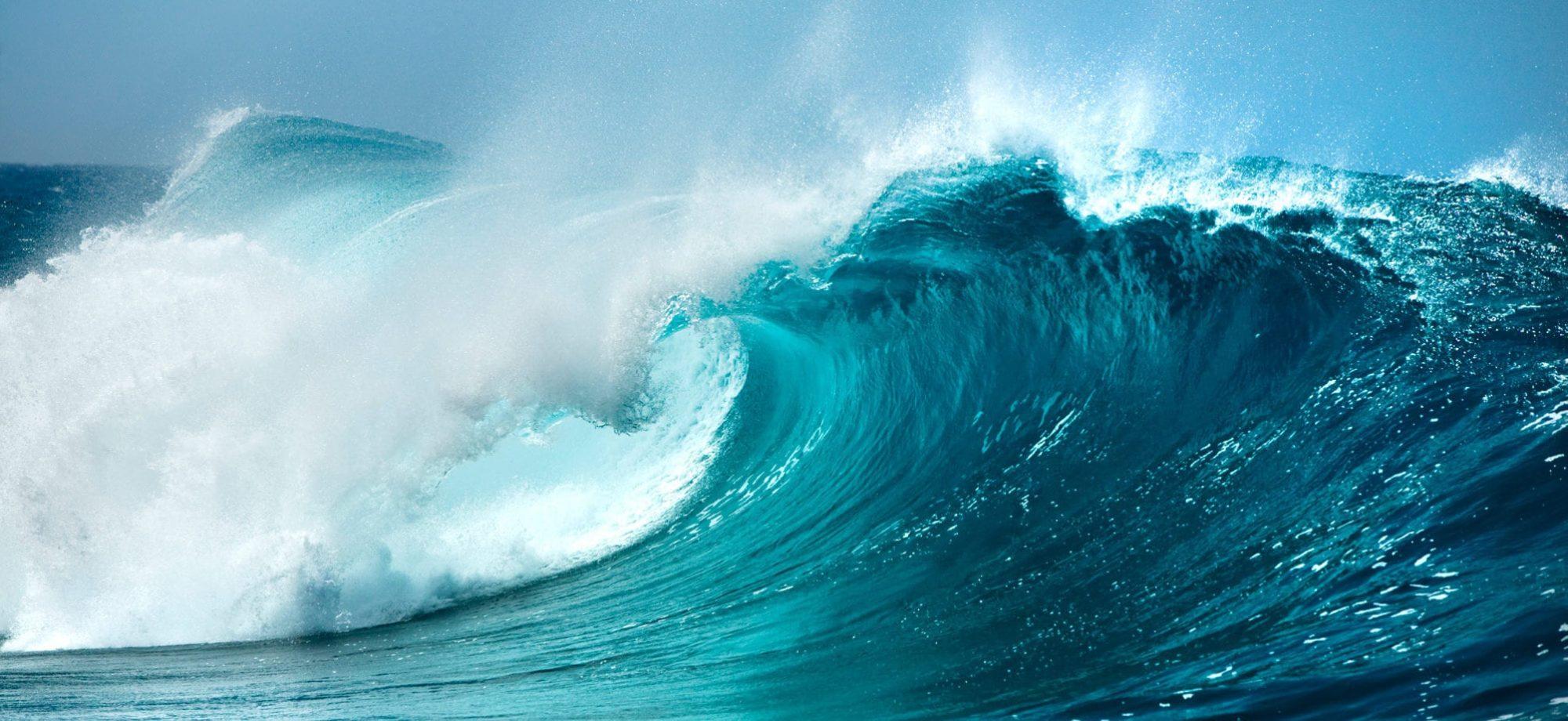 У 2019 році зафіксований температурний рекорд Світового океану - океан, зміни клімату - 16 okean 2000x920