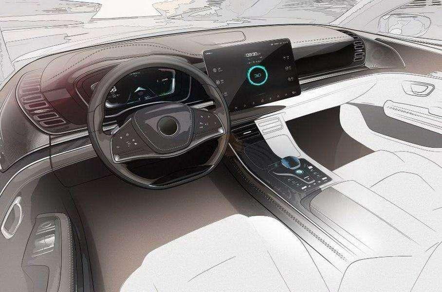 1cffacc7a137db9ade20c187f14bc6b8cd9f2e4a У Китаї створили седан, що стане бюджетною альтернативою Tesla