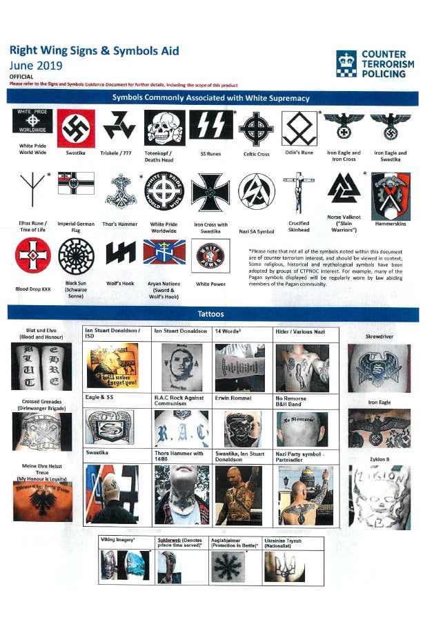 2-8dba4c087a У Великій Британії включили тризуб до екстремістських символів