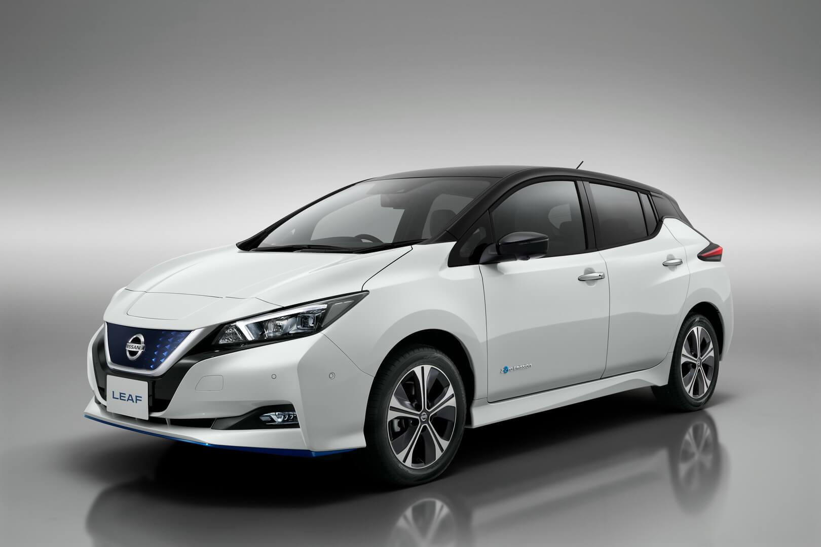 В Україні зростає попит на електромобілі: купують переважно автосеконд-хенд - електромобілі - 2019 nissan leaf e plus exterior hevcars 14