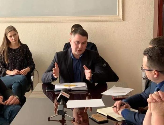 Кума Маркушина, Антона Довгопола, призначили головним лікарем Ірпеня -  - 20200104 082718