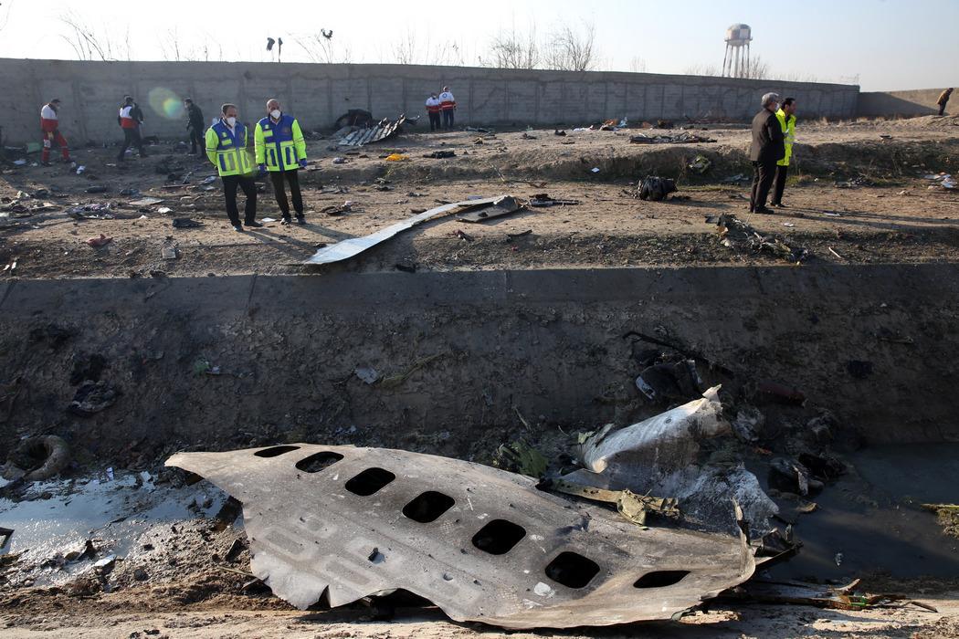 Серед загиблих у небі над Тегераном був переяславець Денис Лихно -  - 20200108095733 2496