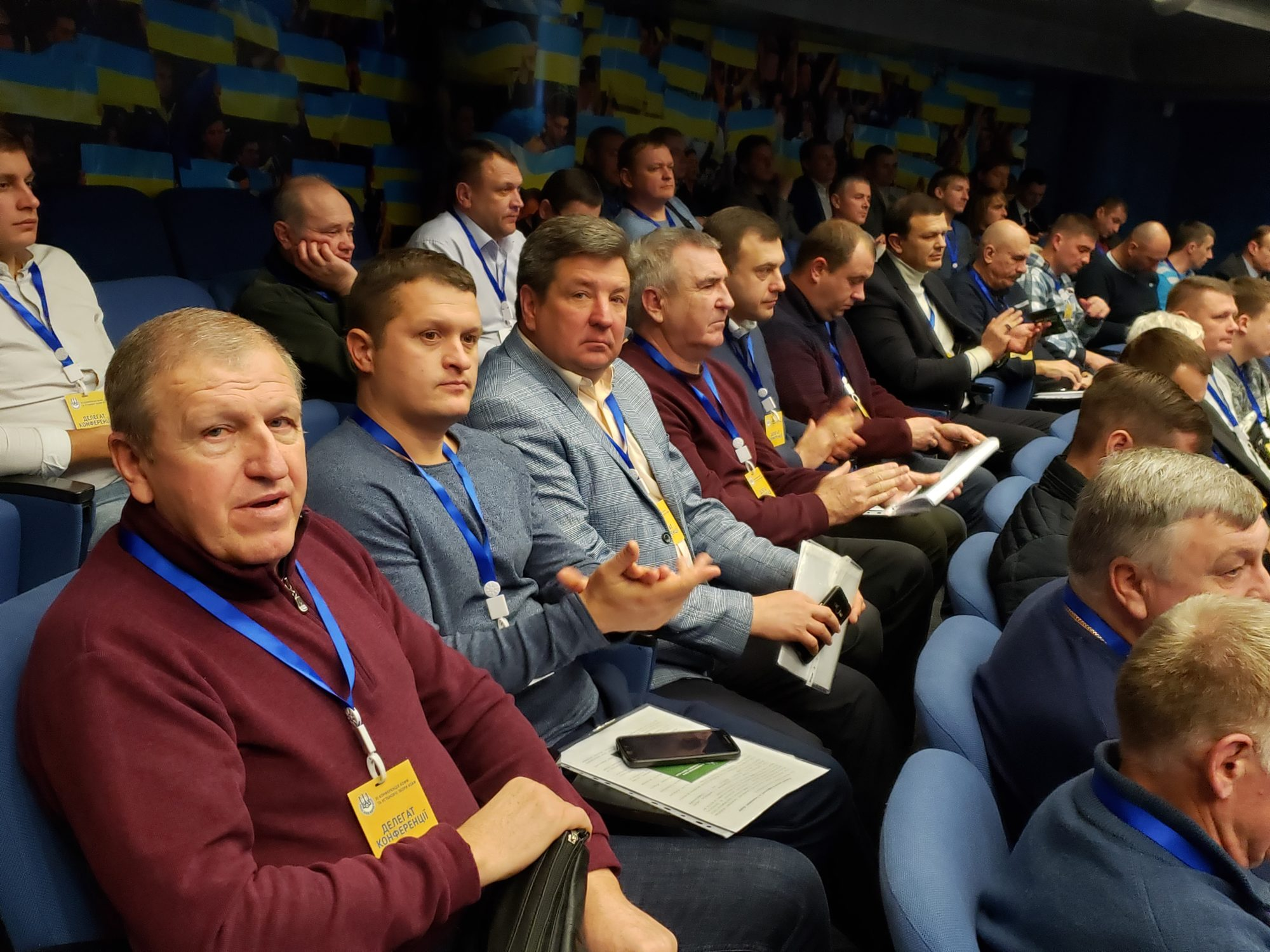 Обрано нового очільника Київщини футбольної -  - 20200118 104750 2000x1500