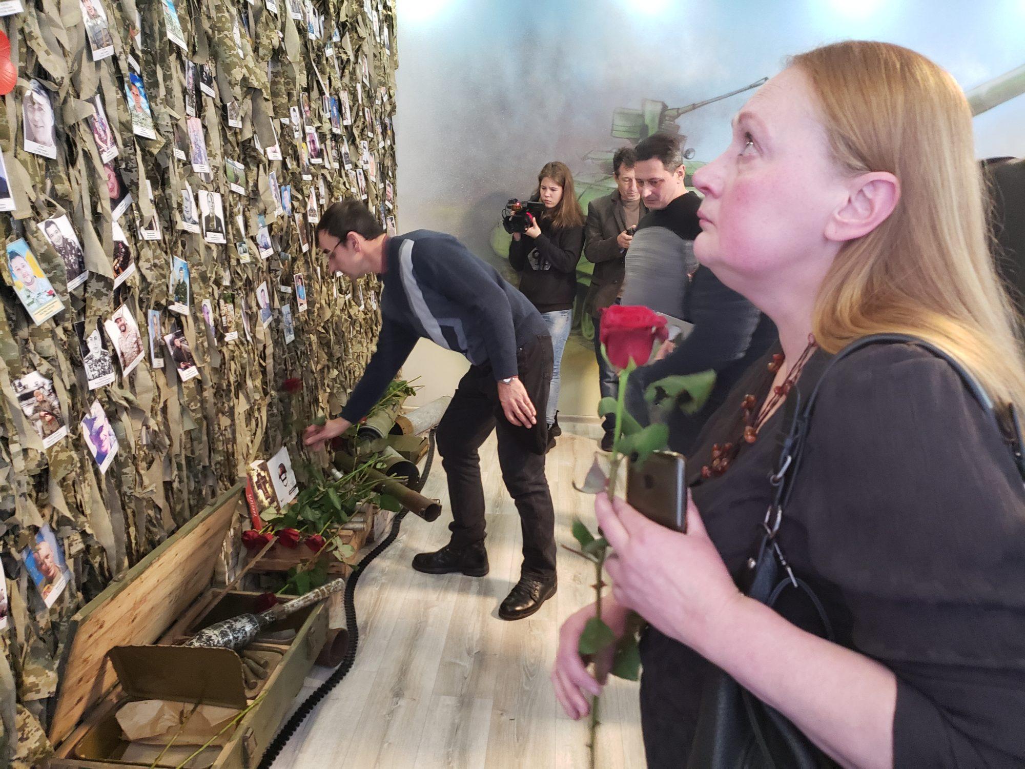 """20200120_150400-2000x1500 """"Полум'я ДАПу - в наших серцях"""": у Борисполі вшанували воїнів-""""кіборгів"""""""