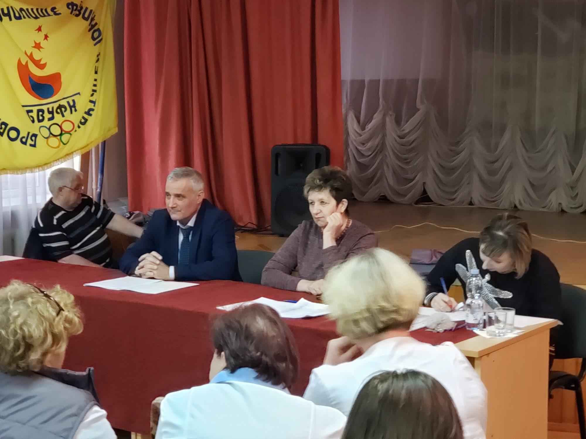 Школи не буде: у Броварах відбулася нарада щодо відкриття ЗОШ на базі БВУФК -  - 20200130 135607 2000x1500