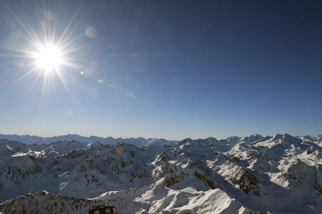 30 років до «смерті»: вчені пророкують загибель льодовикам в Європі - Франція, льодовик - 21 pyreney