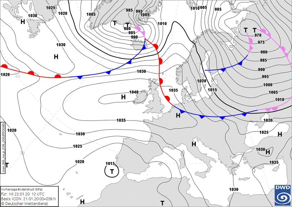 Мокрий сніг та штормовий вітер: 22 січня на Київщині лютуватиме негода - прогноз погоди, погода - 22 pogoda2