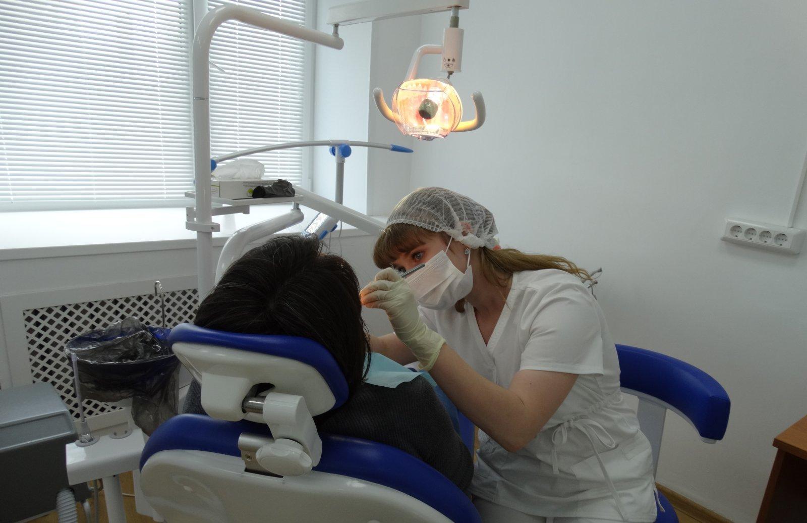 Стоматологічне відділення березанської лікарні переходить на госпрозрахунок -  - 2392537311108577 d4e7
