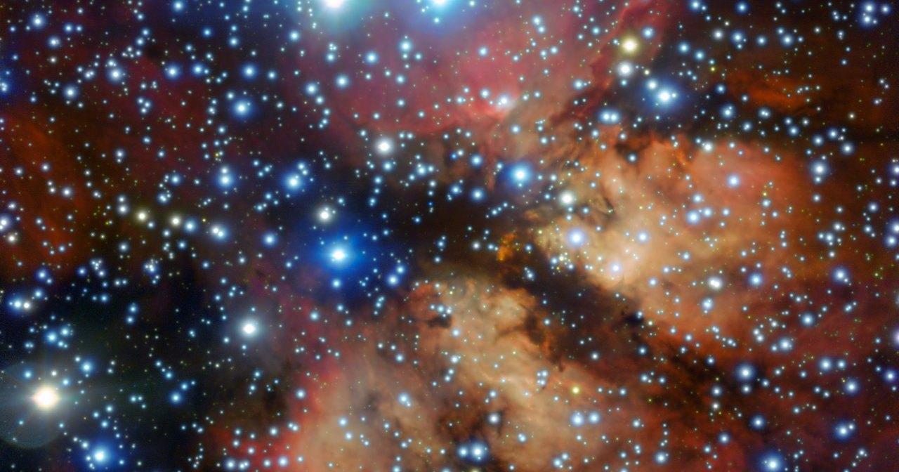Світлина дня: Як виглядає зоряна колиска? - Чумацький шлях, галактики, галактика - 23 kosmos