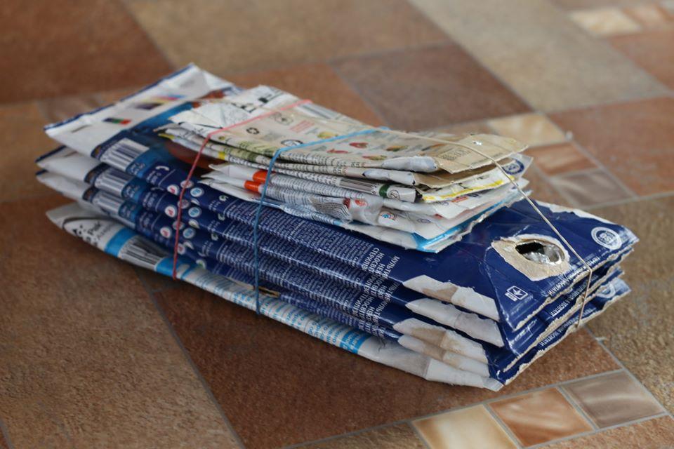 Еко-книги: українське видавництво переходить на папір, вироблений із «тетрапаків» - еко - 23 ranok4