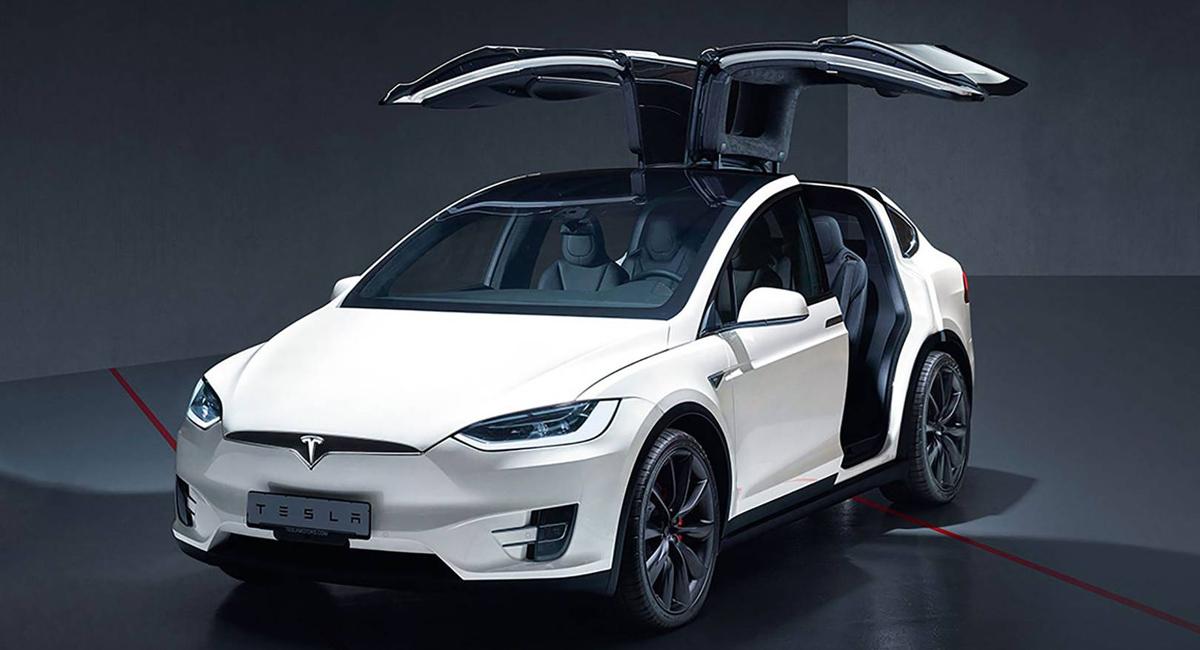 «З Тесли на Теслу»: Model X став офіційним «астрошаттлом» NASA - астронавти, Tesla - 23 tesla3