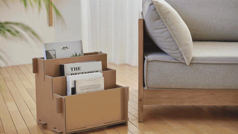 24_korobka2 Друге життя: Samsung представила екологічну упаковку-конструктор Eco-Package