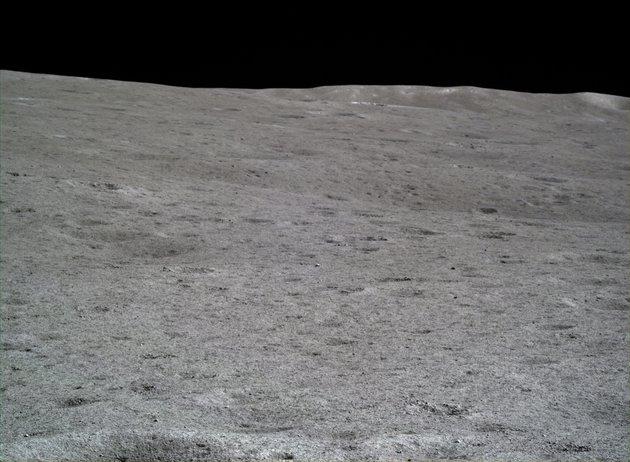 Таким його ви ще не бачили: нові світлини зворотного боку Місяця - Китай - 24 luna2