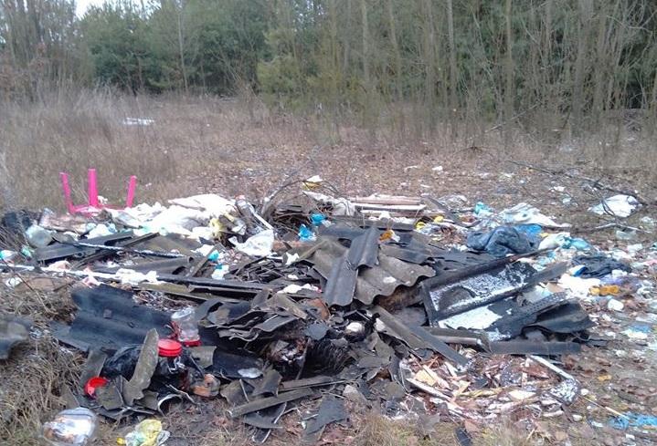 24_zvalyshha Макарівщина потопає у смітті: люди б'ють на сполох