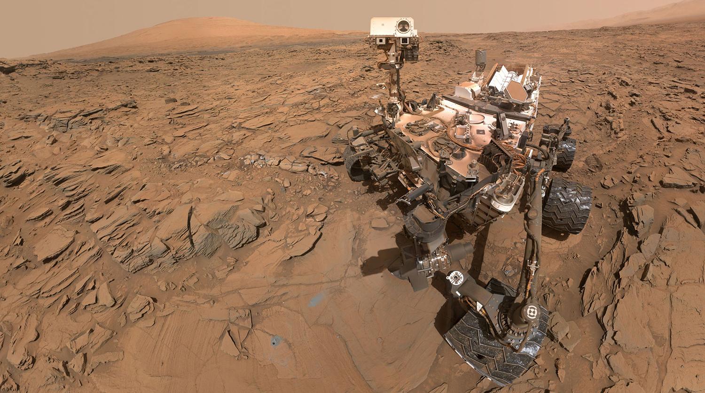 «Де я?»: Несподіваний збій зупинив роботу марсохода Curiosity - ровер - 27 marsohod