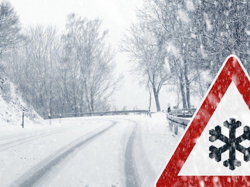29 січня в Україні оголосили І рівень небезпеки через погіршення погодних умов - сніг, погода, погіршення погодних умов, погіршення погоди - 29 pogodni umovy