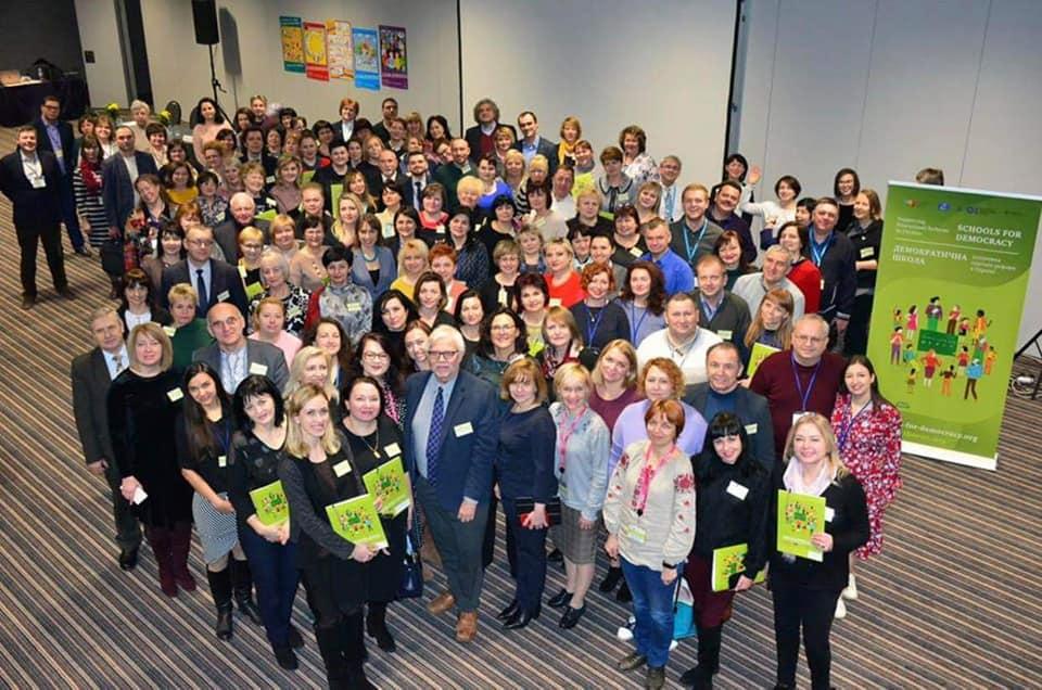 Бородянська школа увійшла до 60 закладів освіти з України для участі в проєкті «Демократична школа» - школа - 29 proekt