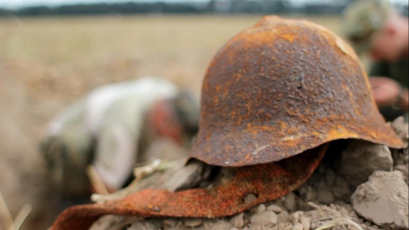 Пошуковці з Макарівщини повернуть додому з війни «бійців» Другої світової -  - 31 bojtsy