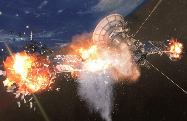 Два супутника часів холодної війни могли зіткнутися на орбіті, але пролетіли повз - орбіта, космічне сміття - 31 suputnyky2