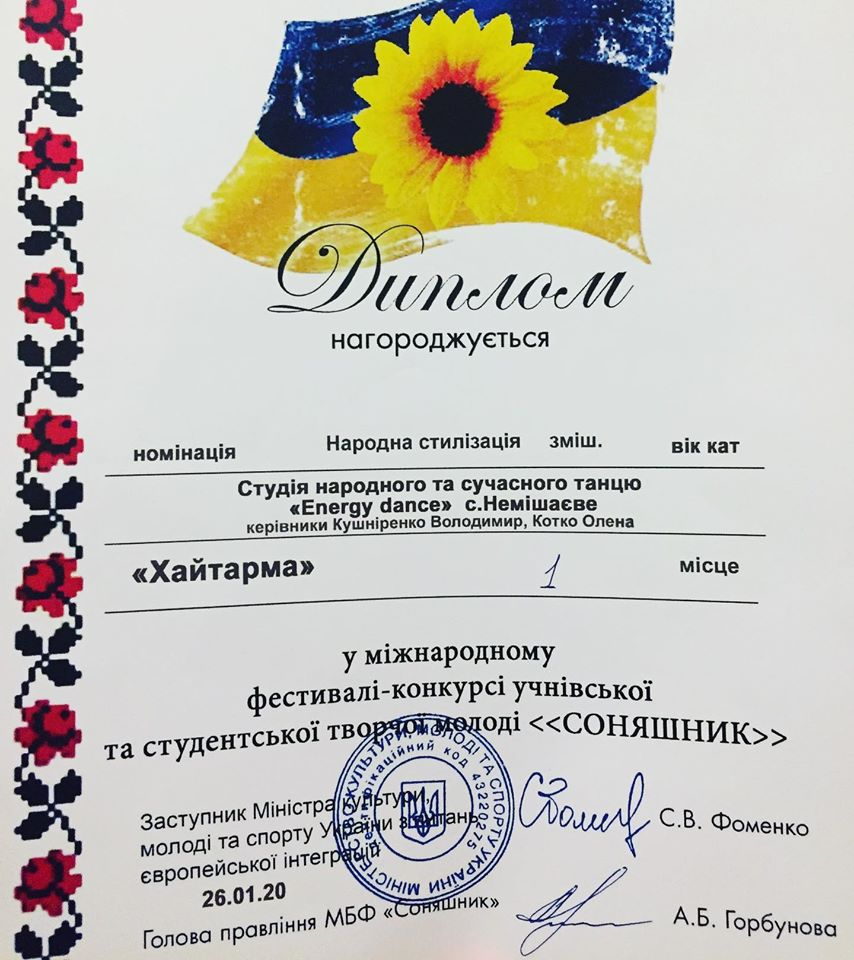 Немішаївські танцюристи повернулися з гран-прі з міжнародного фестивалю (ВІДЕО) - танці - 31 tantsy2