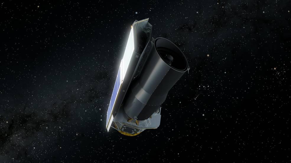 У «відставку»: НАСА вивела з експлуатації телескоп Spitzer - телескоп, NASA - 31 teleskop