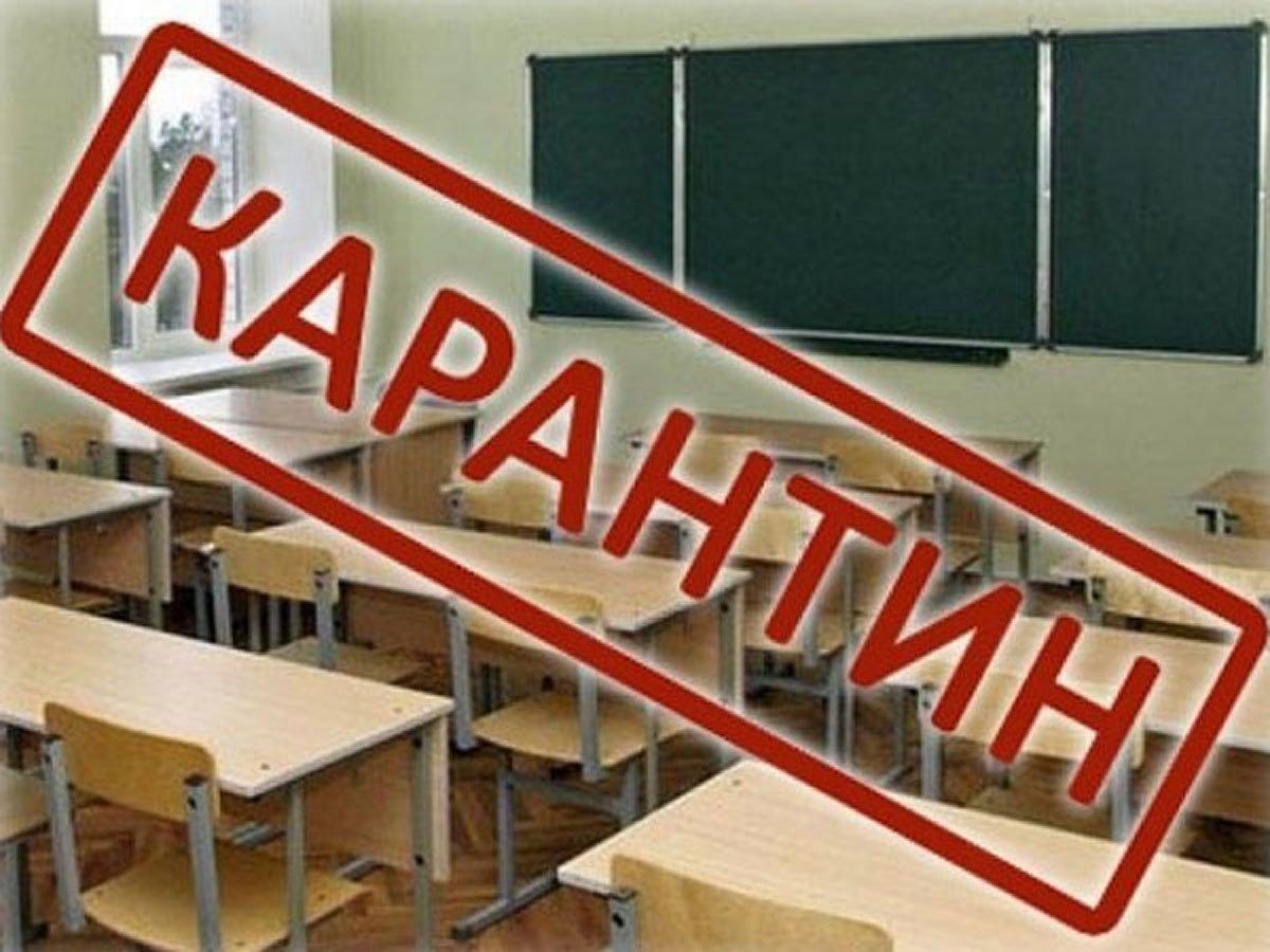У школах Василькова вводиться карантин