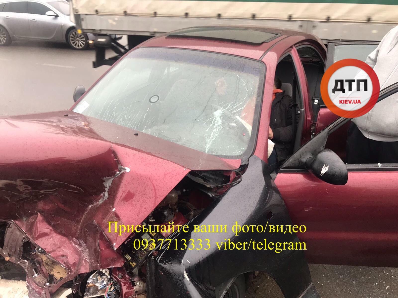 У Вишневому серйозна ДТП - пригоди, постраждалі, Вишневе - 34098EA9 A268 482D A907 AB4FCE977B75