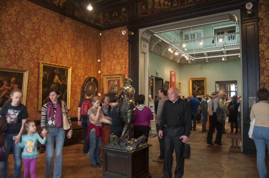 Музей Ханенків підбив підсумки роботи за минулий рік -  - 3934793 900