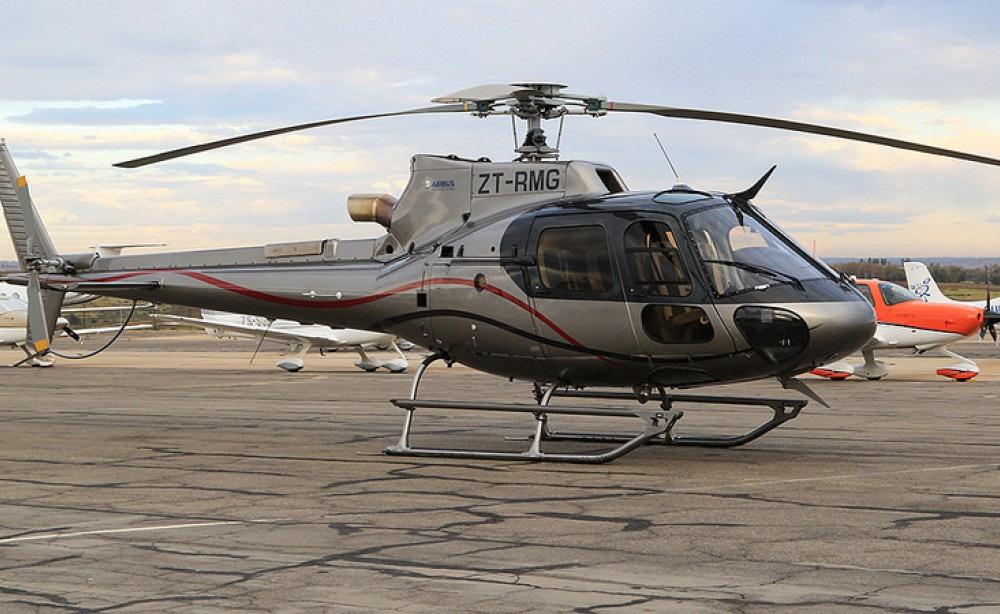 """В аеропорт """"Київ"""" прибули перші два французькі гелікоптери H125 (відео) -  - 3c55e9ds 1920"""