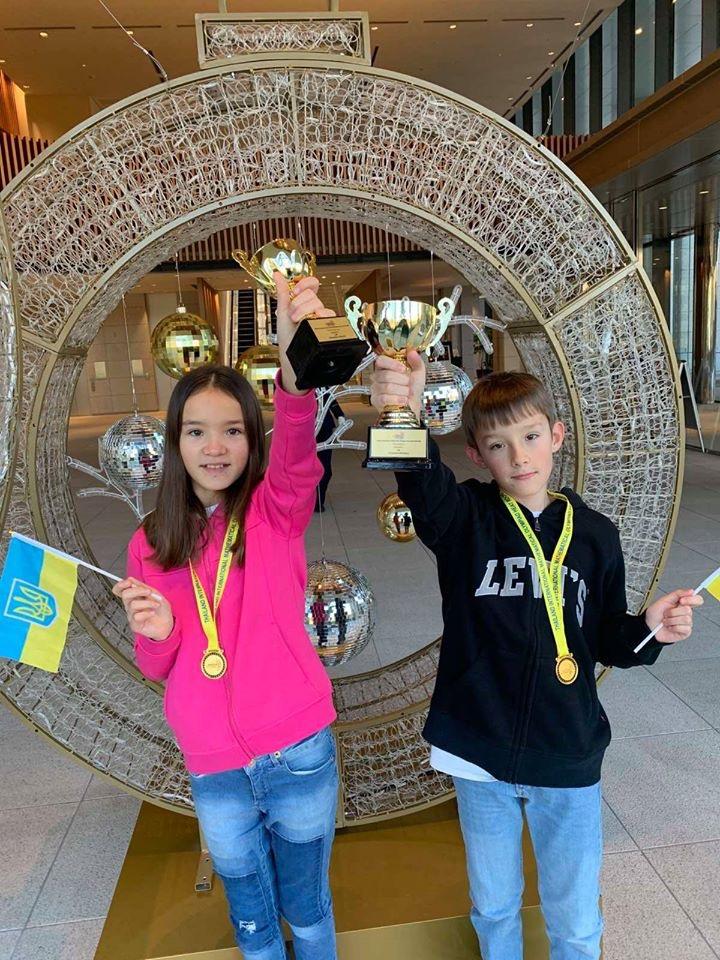 Математичні генії:  київські учні перемогли у Міжнародній олімпіаді - учні - 4D6064B0 DB01 445E 8384 DCD27379C8F1