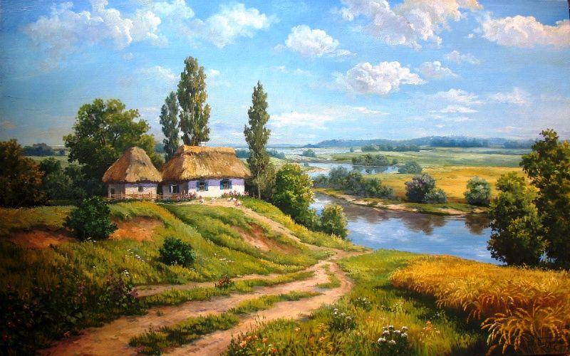 В Національному художньому музеї України відбудеться лекція присвячена українському пейзажу 19 століття -  - 665b1a6d67bba698b2eb4076b3a9a35f