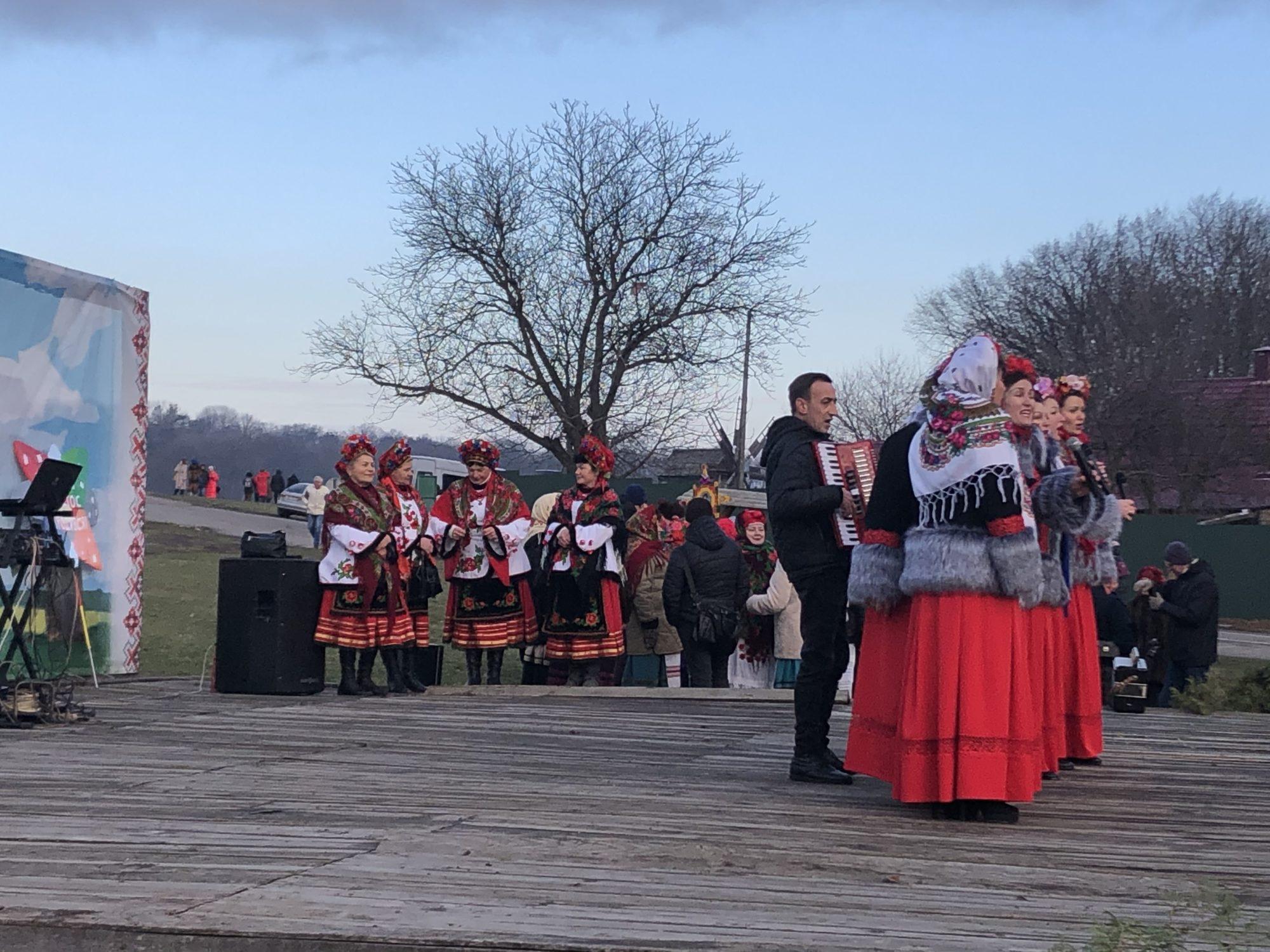 Різдво в Пирогово - Пирогово - 7A2AC597 1313 443B 8523 9613F70D3294 2000x1500