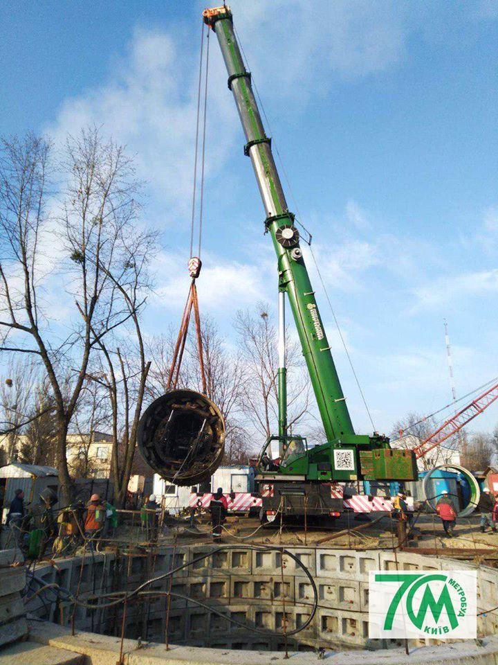 Київ розпочав реконструкцію Бортницької станції аерації -  - 81110853 2736215789779192 6635105846705520640 n