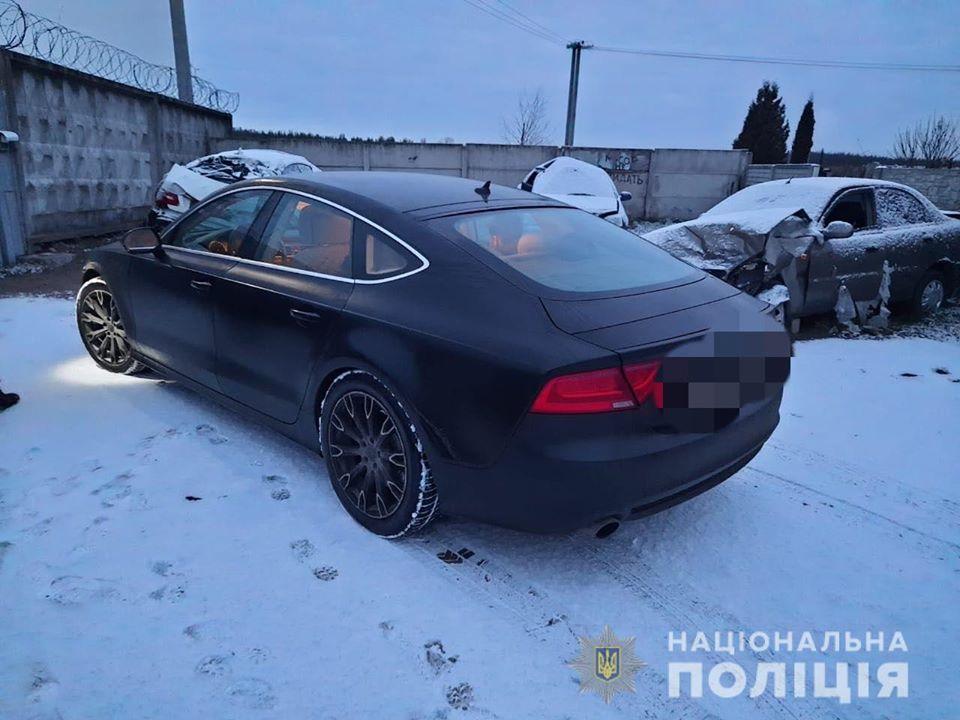 На Київщині чоловік викрав у знайомого авто та втік у Полтавську область -  - 81375846 2709257675796054 6660719455405867008 o