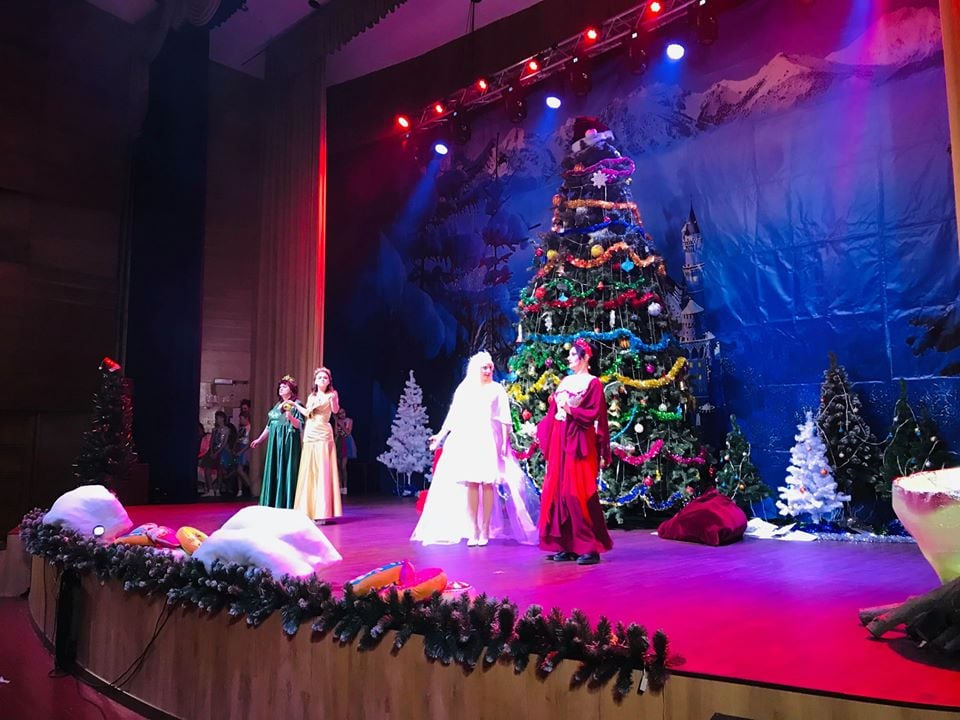 """""""Кольорові пригоди"""": в Броварах відбудуться новорічні вистави для дітей -  - 81382825 455240812054285 175426010764804096 n"""