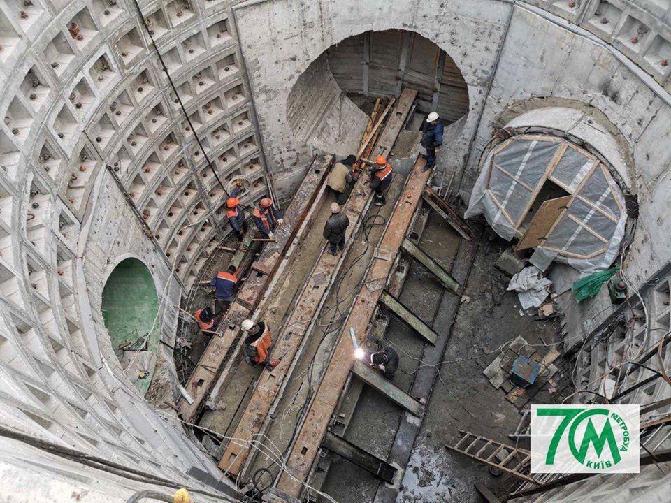 Київ розпочав реконструкцію Бортницької станції аерації -  - 81537497 2736215666445871 723263932776579072 o
