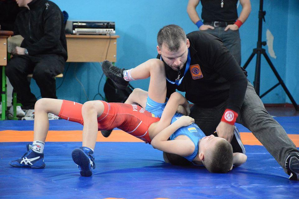 Всеукраїнський турнір з греко-римської боротьби на Миронівщині -  - 81546777 593391144782691 2545173722411565056 o