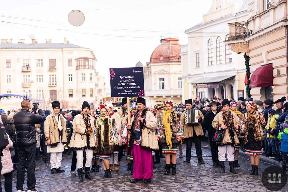 У Чернівцях відбувся VIII етнічно-фольклорний фестиваль Маланок, колоритні фото -  - 81872327 552061512066308 4039389374356389888 o