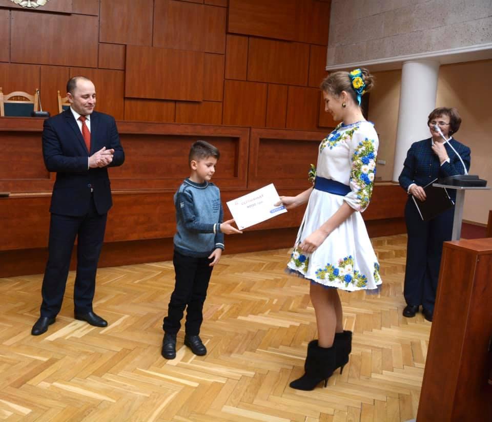 Талановиті й обдаровані: у Вишгороді відзначили досягнення дітей і молоді -  - 81909018 2929501190428051 4490776761990119424 n