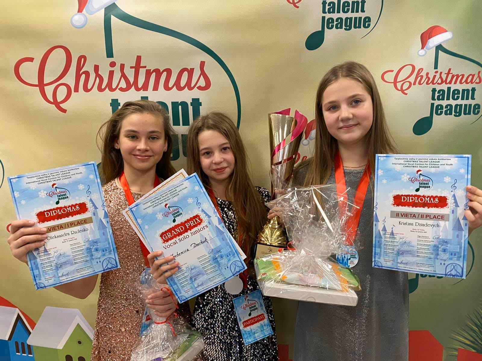 Учениці білоцерківської школи мистецтв перемогли на міжнародному вокальному конкурсі - перемоги, Біла Церква - 81942537 2613423448773837 5323943131140325376 o
